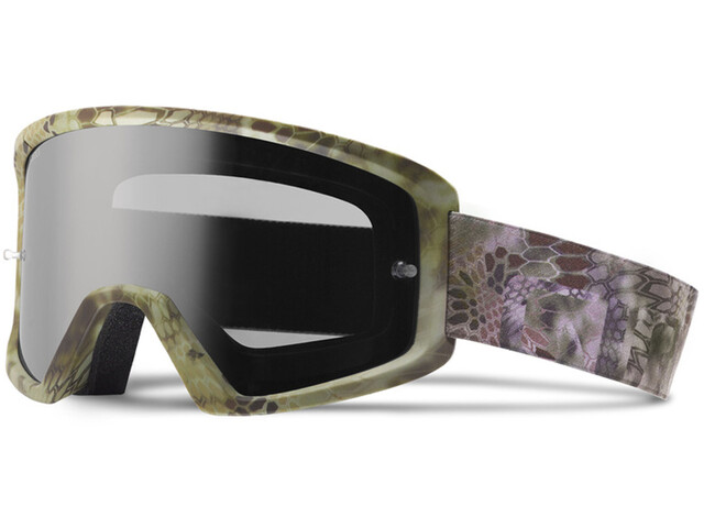 Giro Blok MTB - Gafas enduro - gris/Oliva